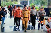 Sambangi KPK, Gubernur DKI Tandatangani MoU