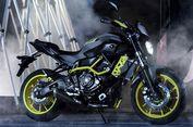 Resmi, Yamaha Indonesia Produksi Mesin MT-07