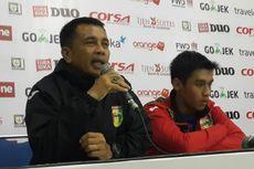 Pelatih Mitra Kukar: Selamat buat Arema FC