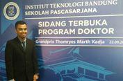 Grandprix Thomryes, Doktor Termuda Indonesia yang Gemar Kartun Sinchan