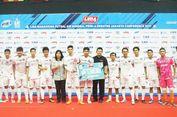 Juara, STIE BP Lolos ke Final Futsal Nasional