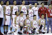 Timnas Basket Catat Kemenangan Beruntun di SEABA