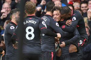Hasil Liga Inggris, Arsenal Menang Telak di Kandang Everton