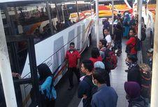 Hari Ini dan Besok, Puncak Arus Balik di Terminal Purabaya