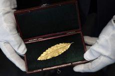 Daun Emas Pecahan Mahkota Napoleon Bonaparte Terjual Rp 9,9 Miliar