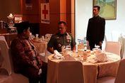 Panglima TNI Menyaksikan Malam Anugrah Festival Film Nusantara
