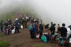 Imbas Tren Pendakian Gunung, Volume Sampah di Gunung Meningkat