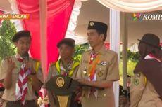 Cerita 3 Remaja Ogah Turun dari Panggung demi Sepeda dari Jokowi