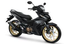 Terseok, Honda Ubah Konsep Supra GTR Jadi Motor Touring