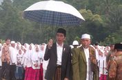 Untuk Pertama Kalinya, Jokowi Peringati Isra Miraj di Luar Istana