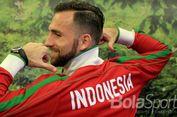 Komentar Spasojevic Jelang Jalani Debut bersama Timnas Indonesia