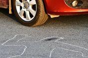 Polisi Tahan WN Korse Penabrak Pengendara Motor di Warung Jati