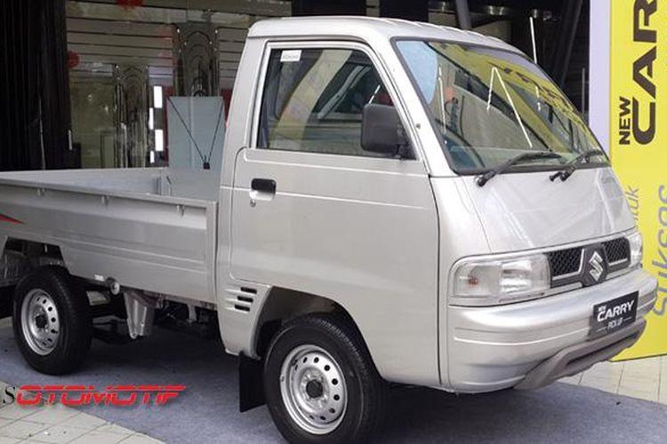 Suzuki Carry pikap mendapat penyegaran pada eksterior dan interior.
