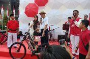 Ikut-ikut Jokowi, Menteri Yasonna Juga Bikin Kuis dan Bagi-bagi Sepeda
