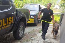 Anjing Pelacak Dikerahkan untuk Selidiki Perampokan di Rumah Pejabat Sukabumi