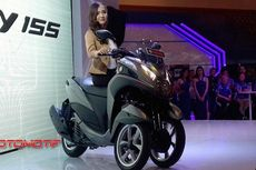 Yamaha Tricity dan Aerox Bikin Penasaran di Semarang