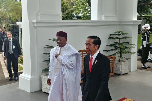 Untuk Ke-8 Kalinya, Jokowi Kunjungi Kalimantan Barat
