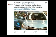 Blue Bird Pernah Berencana Gunakan Avanza untuk Taksi
