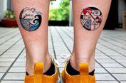 Hanya Dokter yang Bisa Merajah, Seniman Tato di Jepang Gundah