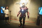 Serunya Jadi Superhero Bersama Iron Man di Hongkong Disneyland