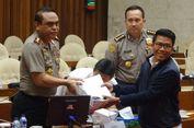 Pansus Angket Serahkan Hasil Audit KPK Ke Kepolisian