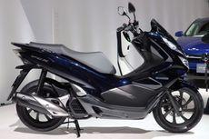 Honda Mau PCX Jadi Motor Hibrida Pertama di Indonesia