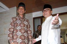 Jokowi Mengaku Undang PAN dalam Pertemuan Koalisi di Istana