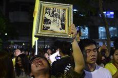 Jasad Raja Bhumibol Dikremasi 26 Oktober 2017, Warga Thailand Libur
