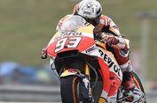 Marquez 'Pole Position', Vinales Jadi Agresif