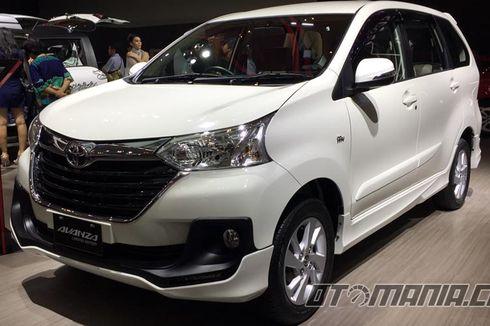 MPV Absolut Topang Penjualan Toyota