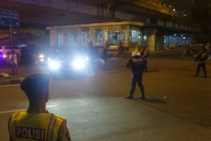 Dua Korban Tewas Bom Kampung Melayu, Seorang di Antaranya Polisi