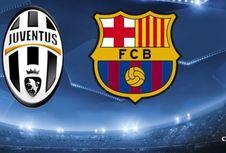 Jadwal Siaran Langsung Liga Champions, Malam Ini Juventus Vs Barcelona