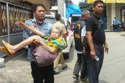 Hidup Se   batang Kara, Nenek Kimyati Dirujuk ke Panti