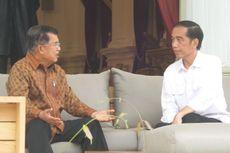 Soal Jusuf Kalla Dukung Anies-Sandi, Ini Kata Jokowi