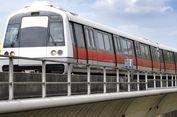 Pasca Tabrakan, MRT Singapura Diterpa Isu PHK Massal