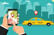 """Ini Besaran Tarif Batas Bawah dan Atas Taksi """"Online"""""""