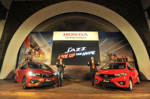 Honda Jazz Buktikan Diri Masih Eksis