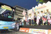 AHM 'Pulangkan' 2.315 Konsumen ke Semarang dan Yogya