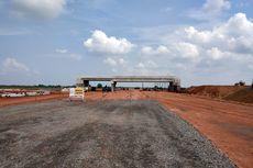 Progres Tol Trans Sumatera 30 Persen