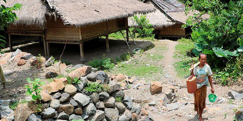 """Dusun Sembagik, Banyak """"Tidak Boleh""""-nya"""