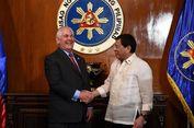 Ditanya Wartawan soal HAM, Duterte Keluarkan Kata-kata Vulgar