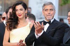 George Clooney Dikaruniai Anak Kembar Lelaki dan Perempuan