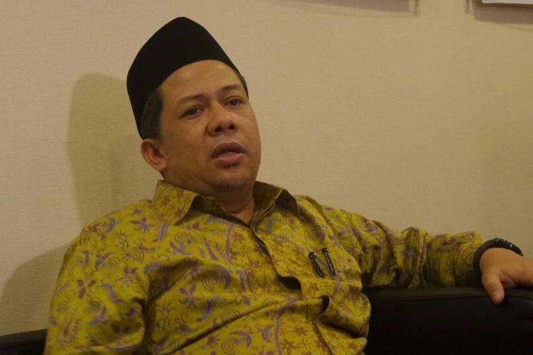 Ditolak Warga Manado, Ini Kata Fahri Hamzah