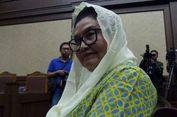 Siti Fadilah Supari Dieksekusi ke Lapas Pondok Bambu