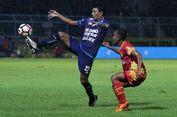Hasil Liga 1, Servis 'Marquee Player' Warnai Kemenangan Pertama Arema