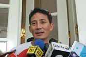 Sandiaga: Ada Pengemis Dijemput Fortuner di Senayan