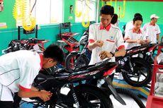 AHM Siapkan Tenaga Ahli dari SMK di Jawa Barat
