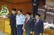 DPR Sahkan Hadi Tjahjanto sebagai Calon Panglima TNI