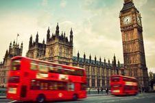 Kunjungan Wisata ke Inggris Melonjak