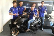 Yamaha New NMAX Resmi Meluncur, Ini Ubahannya